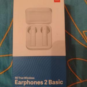 ΑΚΟΥΣΤΙΚΑ MI TRUE WIRELESS EARPHONES 2 BASIC