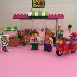 Lego Junior's Supermarket Βαλιτσάκι
