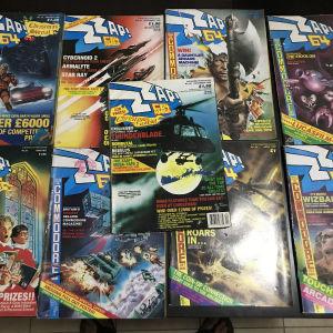 περιοδικα για κομπιούτερ  zap. 80s