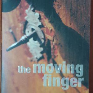 Agatha Christie-the moving finger (Αγκαθα Κρίστι-το κινούμενο δάχτυλο) στα αγγλικά
