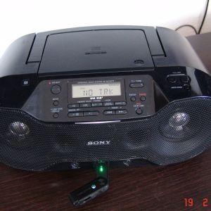 Sony ZS-RS70BTB.