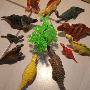 σετ δεινόσαυροι