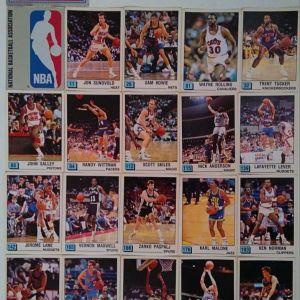 Αυτοκόλλητα NBA '90 PANINI