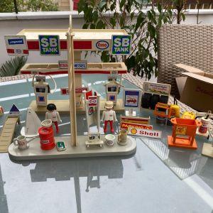 Playmobil vintage set
