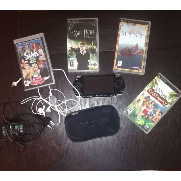 Sony PSP -thiki-fortisti ke akoustika