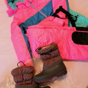 Ρουχα για σκι για κοριτσακι