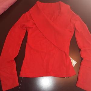 Πουλόβερ κόκκινο (one size)
