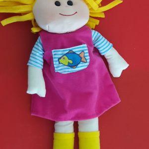 καινούρια κούκλα