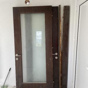 πορτες εσωτερικες 2 κομματια