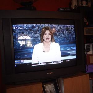 τηλεόραση philips machline fhd 34 ιντζες