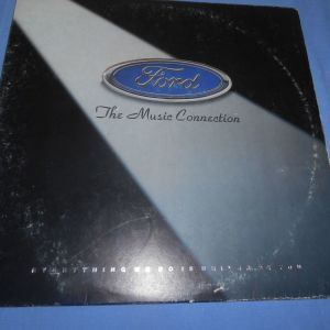 FORD THE MUSIC COLLECTION 2LPs