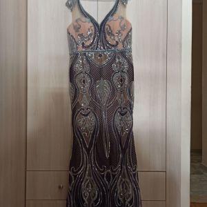 Αμπιγε φόρεμα EFI fashion company