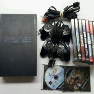 PS2 αριστο και 300 παιχνιδια