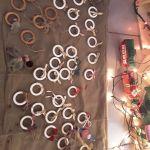 Στολίδια για χριστουγεννιάτικο δέντρο η στεφανακια 40 τεμάχια