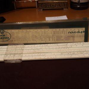 Vintage Faber Castell Λογαριθμικός Κανόνας