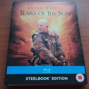 Tears of the Sun (Τα Δάκρυα του Ήλιου) Blu-ray Steelbook