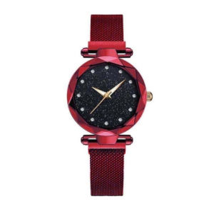 Red Starry Sky watch
