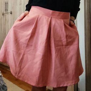 Φούστα ροζ - L