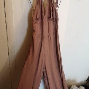 ολόσωμη φόρμα Lynne με ανοιχτή πλάτη καινούργια!!