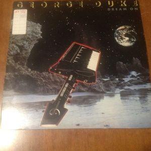 George Duke - Dream On. Δίσκος Βινυλίου 1982 ( Jazz, Funk / Soul )