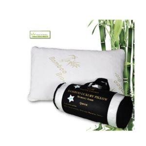 Μαξιλάρι Μπαμπού με Αφρό Μνήμης Royalty Comfort