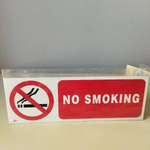 """""""No Smoking"""" 23x8"""