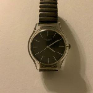 Swatch irony diaphane συλλεκτικό ρολόι χειρός