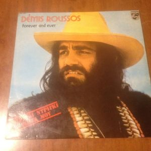 Demis Roussos – Forever And Ever. Δίσκος Βινυλίου 1973