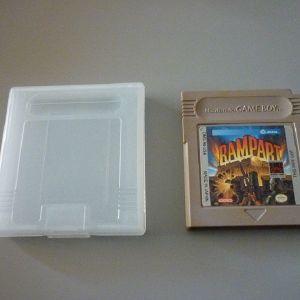 Rampart παιχνίδι για Game Boy original