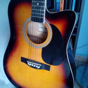 Ακουστική κιθάρα Jackie Jackson