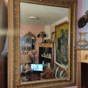 Καθρέπτης παλιός μπιζουτε 1.10x0.85