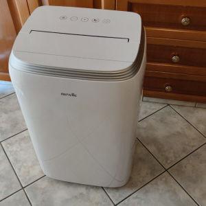 Φορητό Κλιματιστικό Nuvelle 12000 btu Ψυξης-θερμανσης-Αφύγρανσης Inverter