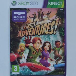 Kinect Adventures Xbox 360 (ΕΞΑΙΡΕΤΙΚΗ ΚΑΤΑΣΤΑΣΗ)
