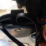 γυναικεία τσάντα καινούργια αχρησιμοποίητη μαύρη πωλείται σε τιμη ευκαιριας