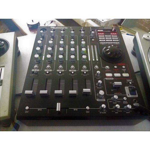 epangelmatikos miktis 5kanalos DJ Mixer Numark 5000FX