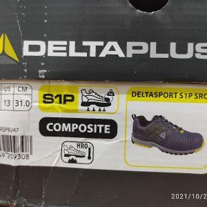 DeltaPlus παπούτσια ασφαλείας