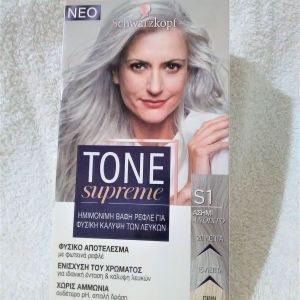 Βαφή Tone Supreme από τον Schwarzkopf
