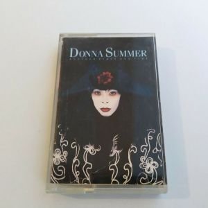 DONNA SUMMER - ANOTHER PLACE AND TIME CASSETTE TAPE