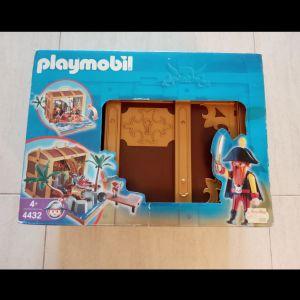 Playmobil 4432 Πειρατικό Σεντούκι