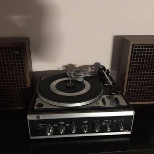 Πικαπ Dual 1224 - HS 130 (1974)