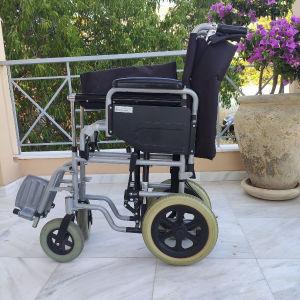 Αμαξίδιο μεταφοράς με διαιρούμενη πλάτη και κάθισμα