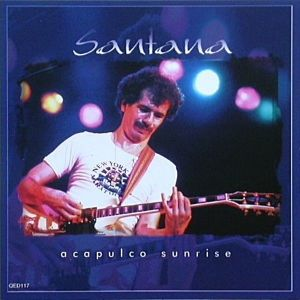 """SANTANA""""ACAPULCO SUNRISE"""" - CD"""