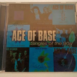Ace of base - Singles of the 90's cd