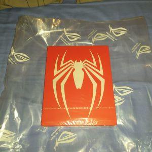 Sealed Marvel's Spider-man PS4 Steelbook