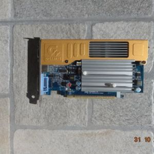 GIGABYTE GEFORCE 8400GS CUDA GV-NX84S512HP 512MB
