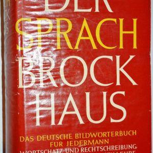 Der Sprach-Brockhaus - 1958