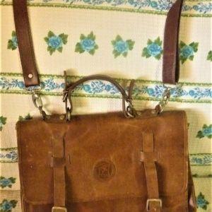 Δερμάτινη Τσάντα    €35