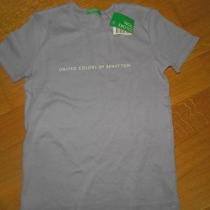 benetton ολοκαινουργια μπλουζα για 5-6χρ
