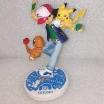 Φιγουρα Pokemon - Ash Pikachu