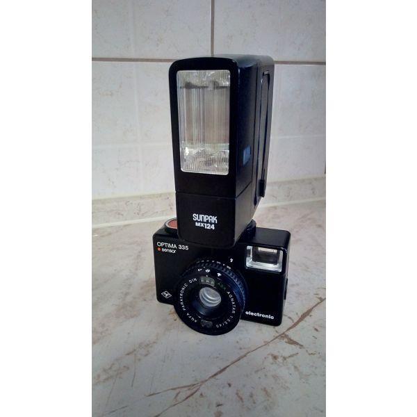 SUNPAK MX 124 FLASH.